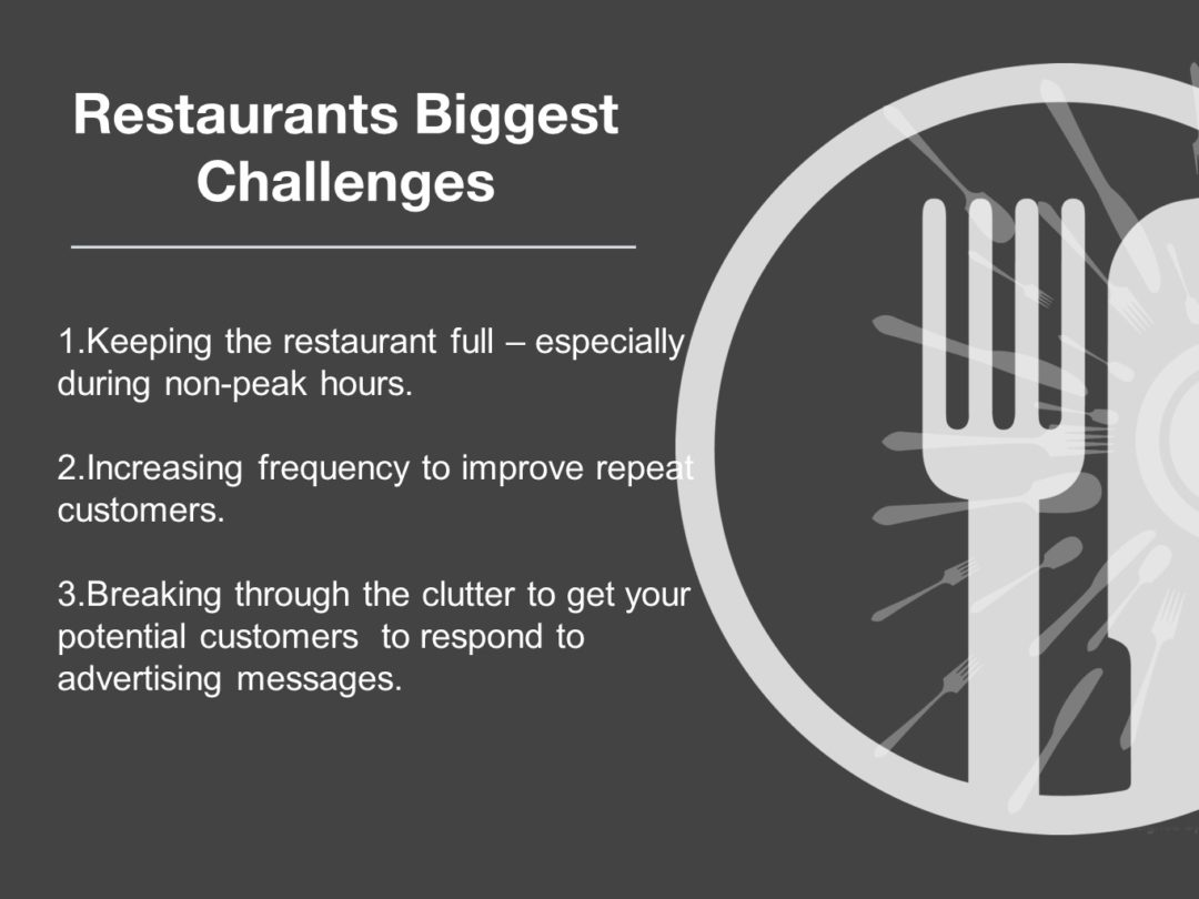 Restaurant's Biggest Challenges