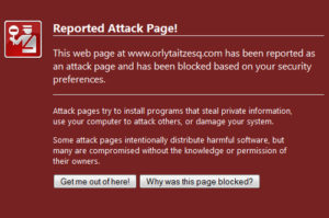 attackpage