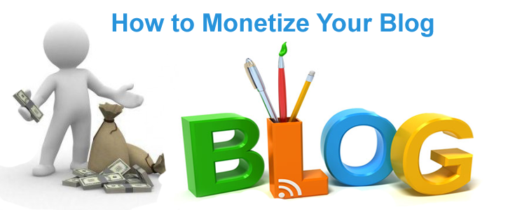 Five Easy Ways To Make Money From Your Blog